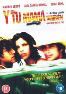 Information on Y Tu Mama Tambien (DVD) – Product properties and