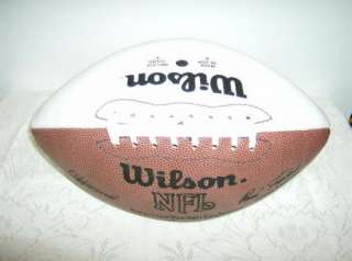Licensed Wilson Paul Tagliabue Signed ? Bears Jets Giants Lions
