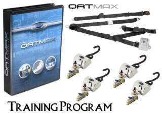 Straint Wheelchair Tiedown QRT MAX Video Product Features:
