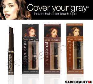 IRENE GARI COVER YOUR GRAY PROFESSIONAL WATERPROOF TOUCH UP GRAY HAIR