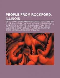BARNES & NOBLE  People from Rockford, Illinois Ginger Lynn, John B