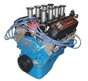 Ford 460hp 302 347 Inglese 8 Stack EZ EFI Crate Engine