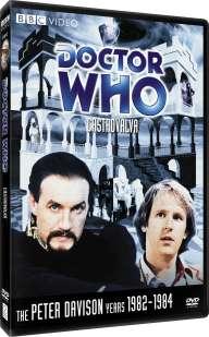 Doctor Who Castrovalva   DVD
