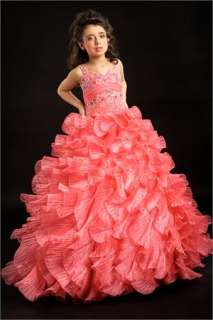 PERFECT ANGEL COLLECTION FOR YOUNG PAGEANT DRESS 1372