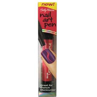Sally Hansen Nail Art Pen, Hot Pink Makeup