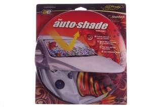 e2 car auto shade item details auto expressions ed hardy koi fish