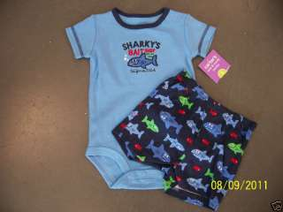 NWT Carters Adorable Baby Boy Onesie Outfits