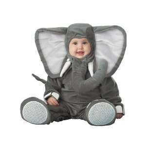 Elephant Costume Infant 12 18 Month Baby Halloween 2011: Toys & Games