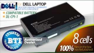BTI Laptop Battery DELL Latitude CP CPI CPM CPT CPX