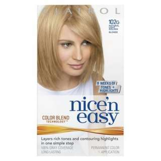 Clairol Nice N Easy Hair Color   Natural Light Golden Blonde.Opens in