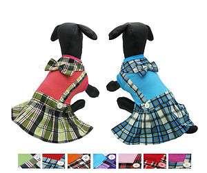 PRINCESS DOG DRESS HANDMADE pet costume dog cat apparel clothes