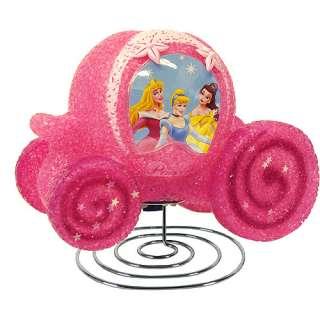 Disney Princess Carriage Eva Lamp, Princess Carriage Lamp, Kids Eva