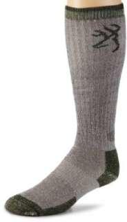 Browning Hosiery Mens Tall Merino Wool Boot Sock, 2 Pair