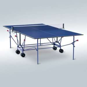 JOOLA USA CLIMA Outdoor Table Tennis Table Game Room