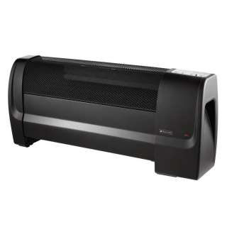 LOW PROFILE ROOM HEATER REMOTE DIGITAL THERMO ENERGY SAVER NEW