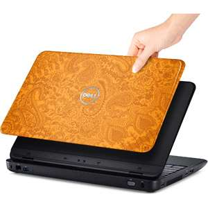 Dell SWITCH by Design Studio Lids Mehndi, Inspiron N7110 Computers