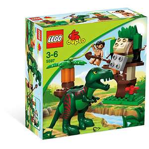 LEGO DUPLO   Dino Trap Set Building Blocks & Sets