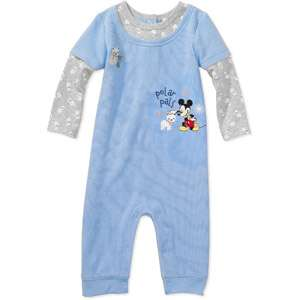 Disney   Newborn Boys Mickey Mouse Romper Clothing