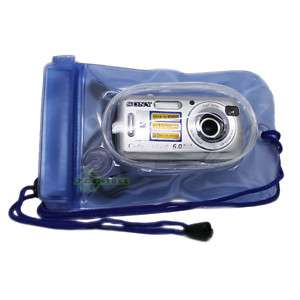 Underwater Digital Camera Waterproof Case Pouch Dry Bag