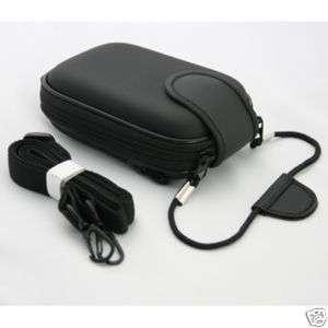 Black Case for Kodak Easyshare C140 Digital Camera Case