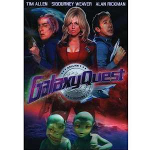 Galaxy Quest (Deluxe Edition) (Widescreen) Movies