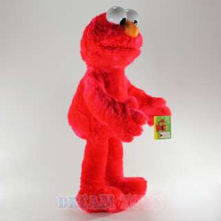 Sesame Street Elmo 24 Large Plush Doll   Stuffed Toy Muppets