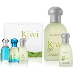 Perfum Unisex Kiwi, Perfume para Dama y Caballero w/Free Gift: Beauty