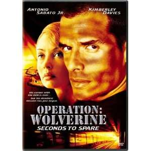 Operation Wolverine: Seconds to Spare: Antonio Sabato Jr