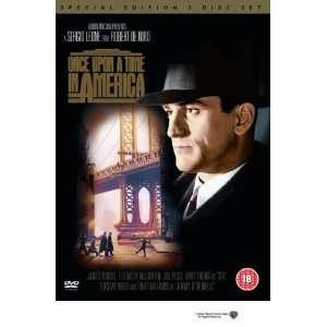Time in America: Robert De Niro, James Woods, Elizabeth McGovern