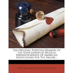 9781276652261): John Curwen, American Psychiatric Association: Books