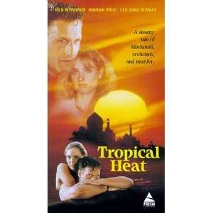 Tropical Heat [VHS]: Rick Rossovich, Maryam dAbo, Lee