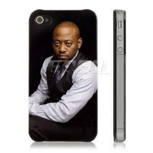 Ecell   OMAR EPPS AKA DR. ERIC FOREMAN ON HOUSE DESIGN CASE COVER FOR
