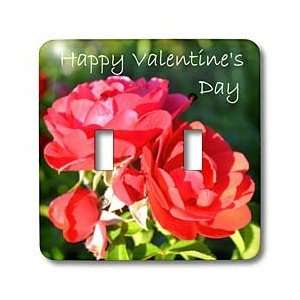 Patricia Sanders Flowers   Valentines Day Red Roses   Light Switch