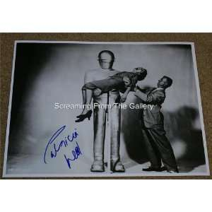 PATRICIA NEAL HAND SIGNED 12X10 THE DAY THE EARTH STOOD
