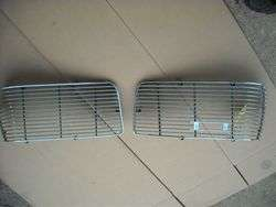 MOPAR 1962 CHRYSLER IMPERIAL CROWN COUPE COVERTIBLE FRONT GRILLE RAT