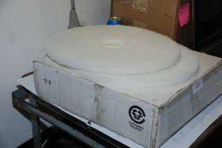 Vintage ge general electric floor buffer scrubber for 17 inch floor buffer