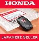 Genuine HONDA Type R Key cover Red H JAZZ FIT GE6 GE9