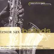 Priceless Jazz Collections Tenor Sax Ballads