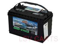 INTERSTATE BATTERIES MARINE RV DEEP CYCLE BATTERY SRM 29 675 CCA BOAT