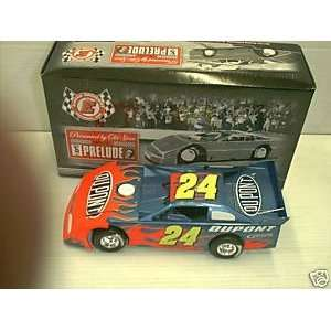 24 PRELUDE TO THE DREAM ELDORA DIRT LATE MODEL 1/24 American Diecast