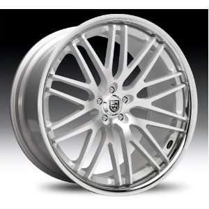 20x10 Infiniti Nissan Lexus Ford Wheels Rims Silver Wheels 4pc 1set