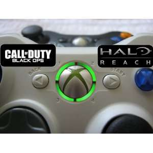 GREEN LED 3 MODE RAPID FIRE XBOX 360 HALO REACH MW2 Video Games