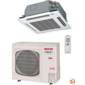 Recessed Cassette Heat Pump Air Conditioner   17,500