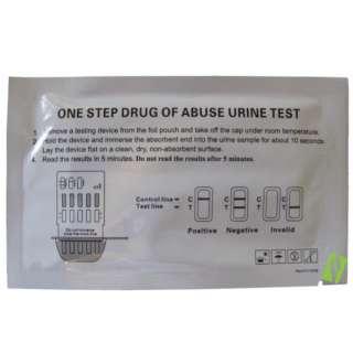 New THC Marijuana Urine Test Strips FREE SHIPPING |