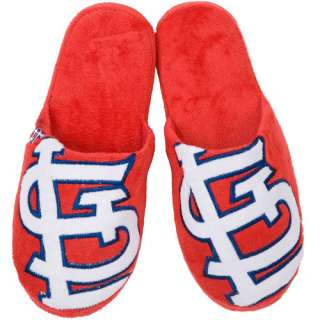 MLB   Adults St. Louis Cardinals Logo Slippers
