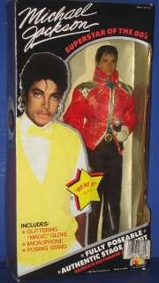 Michael Jackson BEAT IT Celebrity Doll LJN 1984 MIB
