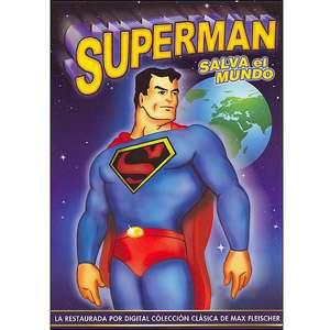 Superman Salva El Mundo (Spanish) (Full Frame) TV Shows