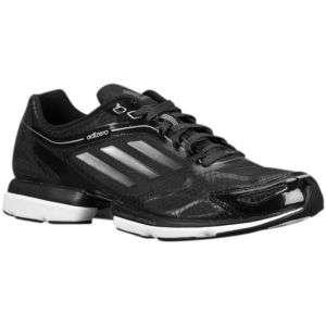 adidas adiZero Rush   Mens   Running   Shoes   Black/Iron Metallic