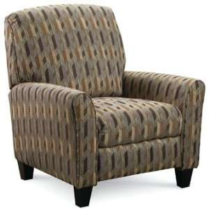 Lane Brooke Lo Leg Recliner in Driftwood: Furniture & Decor