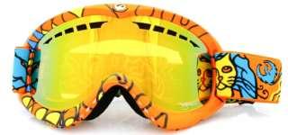NEW Dragon DX Jamie Lynn Pro Ion Mirror mens ski snowboard goggles